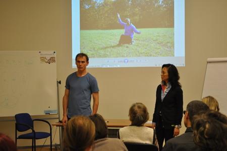 Gastbeitrag zur Qigong Praxis von Peter Bayer